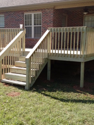 deck contractor kings mountain nc